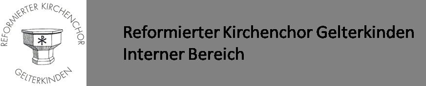 Downloads Reformierter Kirchenchor Gelterkinden